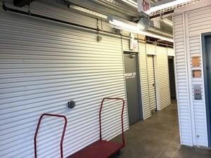 College storage spaces